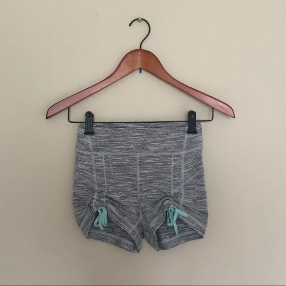 Lululemon Liberty Spandex Shorts